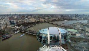 Capsula del London Eye