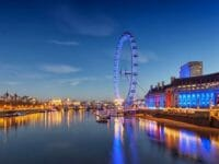 London Eye, la ruota panoramica di Londra