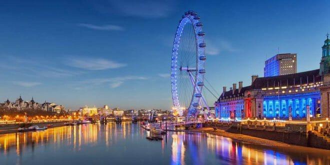 London Eye, la ruota panoramica di Londra