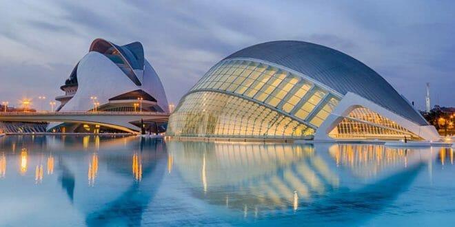 Valencia: itinerario di 3 giorni