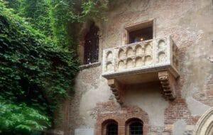 Verona: il balcone di Giulietta