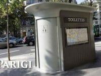 Bagni pubblici a Parigi