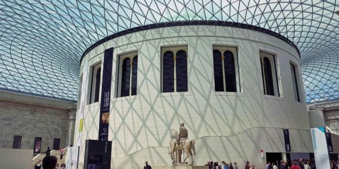 Londra: il British Museum