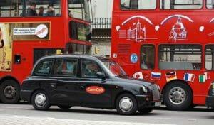I taxi di Londra
