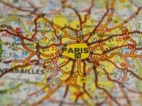 La mappa di Parigi