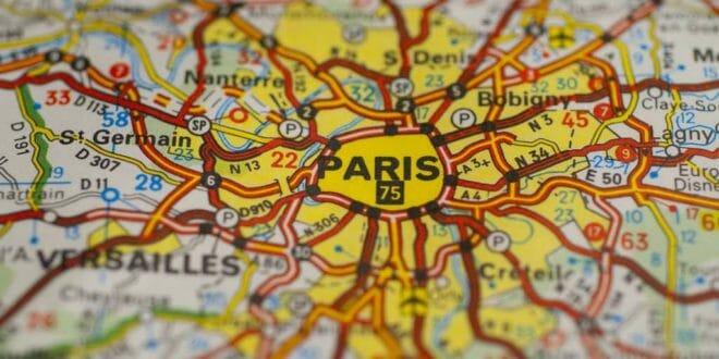 Cartina Centro Di Parigi.Le 8 Zone Tariffarie Di Parigi Per I Trasporti Metro E Rer 2021