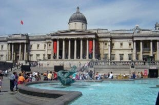 La National Gallery di Londra