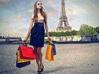 Parigi: i migliori negozi per lo shopping