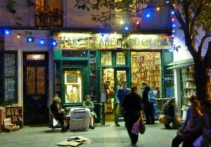Shakespeare Co. la famosa libreria di Parigi