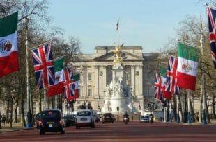 Buckingham Palace a Londra