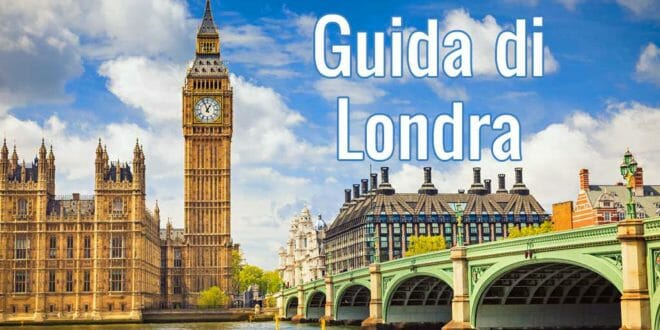 Guida turistica di Londra