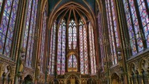 Sainte Chapelle a Parigi