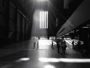 Tate Modern di Londra: gli interni
