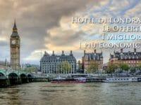 Londra: dove dormire?