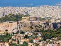 Itinerario di viaggio per Atene
