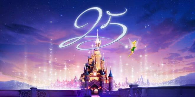 Disneyland Paris 2017: 25° Anniversario!