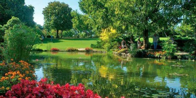 Parco giardino sigurt garda guida orari e prezzi 2018 for Laghetti nei giardini