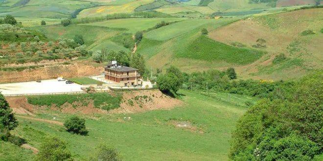 Pasqua alla Rocca dei Briganti (Lazio)
