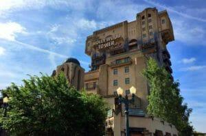 Walt Disney Studios: attrazioni - Hollywood Tower