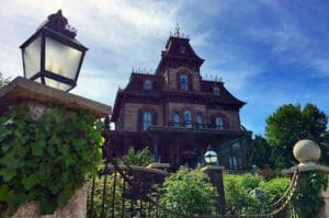 Disneyland Paris: le attrazioni - Phantom Manor