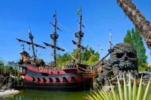 Disneyland Paris: le attrazioni - Pirati