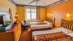 Disneyland: hotel Santa Fe