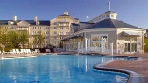 Hotel Newport Bay a Disneyland Paris
