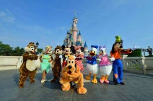 Disneyland Paris con i bambini