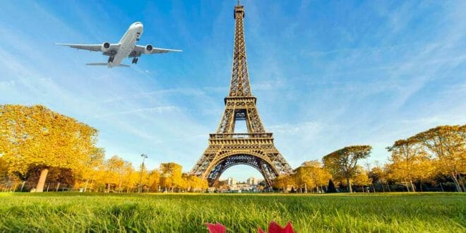 Parigi come arrivare