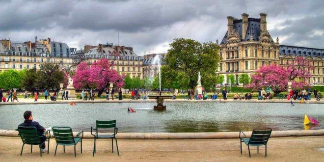 Parigi: spazi verdi