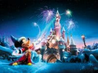 Disneyland Paris a Natale
