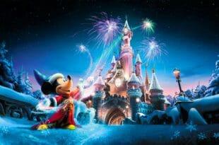 Disneyland Paris a Natale
