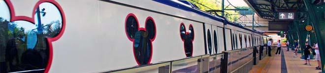 Come Arrivare a Disneyland