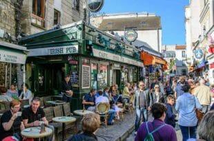 Hotel Montmartre Parigi