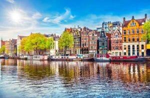 Amsterdam, in primavera