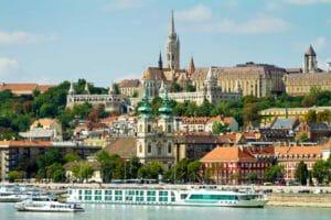 Budapest, il castello