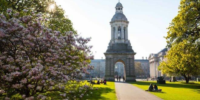 Dublino, il parco