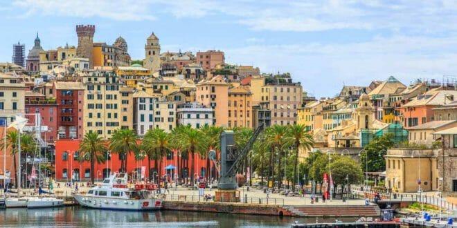 Genova, il porto