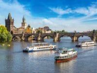 Praga, il ponte