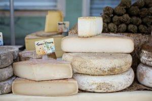 Specialità francesi: formaggi
