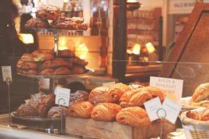 Specialità parigine: pain au chocolat