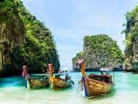 Pasqua in Thailandia al mare