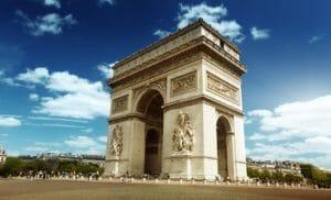 L'Arco di Trionfo, il monumento
