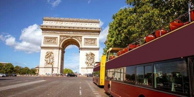 Bus Turistici Parigi