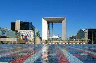La Défense, il quartiere degli affari