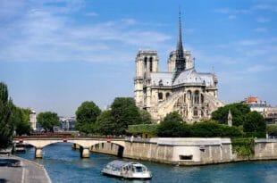 Ile de la cité, Parigi
