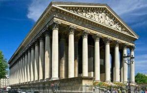 La Madeleine, la chiesa neoclassica