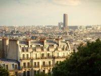 Montparnasse, la torre e il quartiere