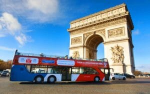 Open Tour Parigi, bus turistici