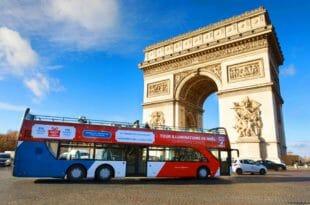 Open Tour Parigi, bus turistici